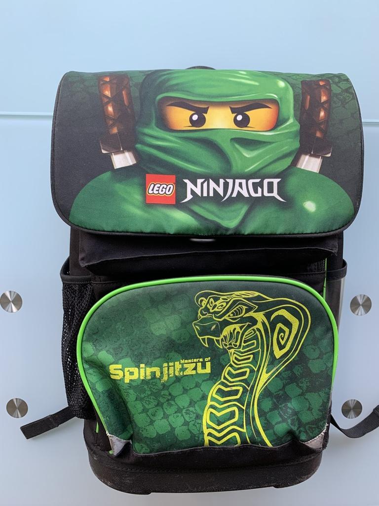 Школьный портфель Lego Ninjago Оригинал