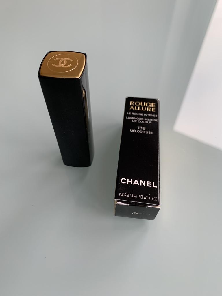 Помада Chanel Rouge Allure 136 Mélodieuse Оригинал