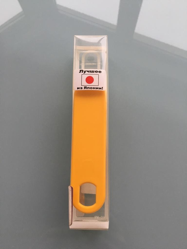 Детская Рассческа-щетка для волос Green Bell Япони