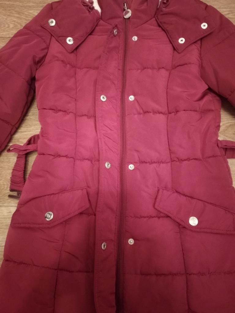 Зимняя куртка Ostin 128-134р. состояние новой!