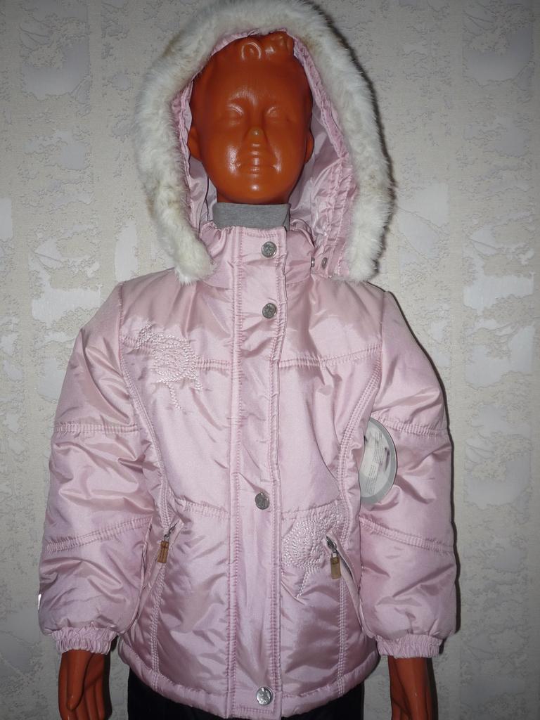 Куртка новая LUHTA р 104,110,116,164 девочка разны