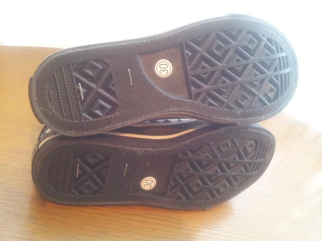 Новые кеды Flash на молнии и шнуровке, размер 30