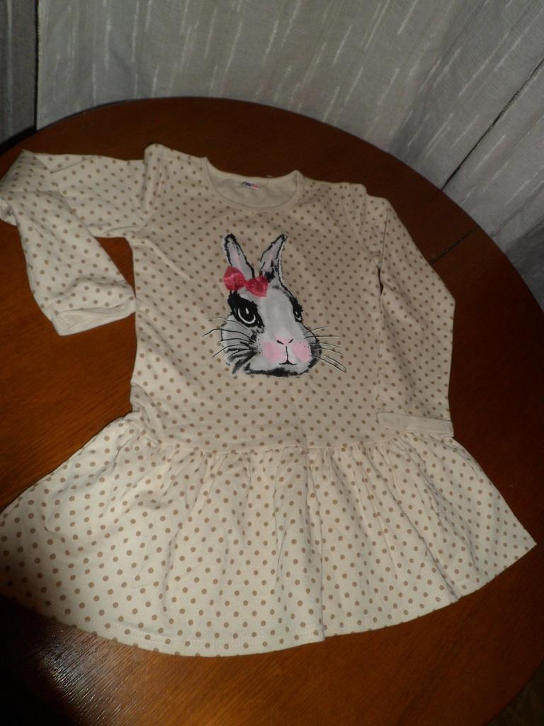 Новое платье-туника Kids 6-7 лет