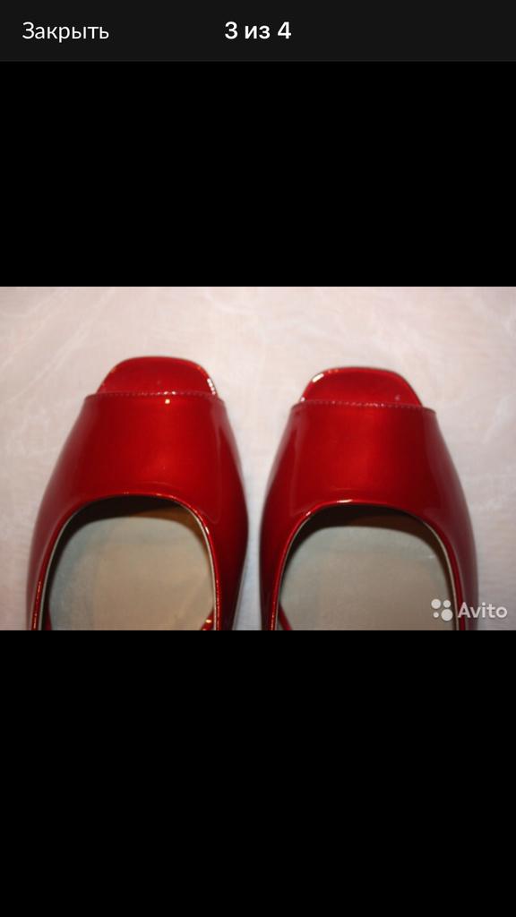 Балетки новые Lesilla Италия размер 39 красные лаковые кожаные обувь бренд женская