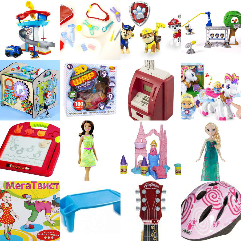Пакет игрушек 24 наименования Paw patrol