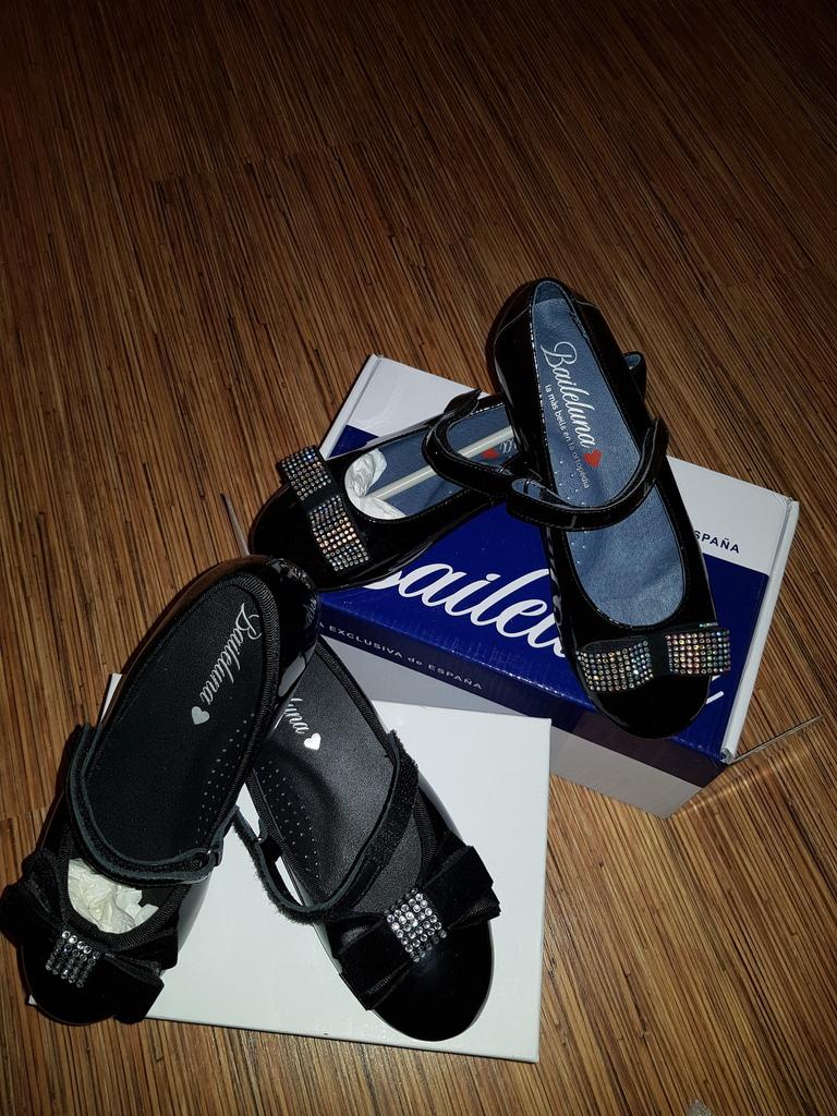 Туфли лаковые Baileluna( Испания) , размер 32