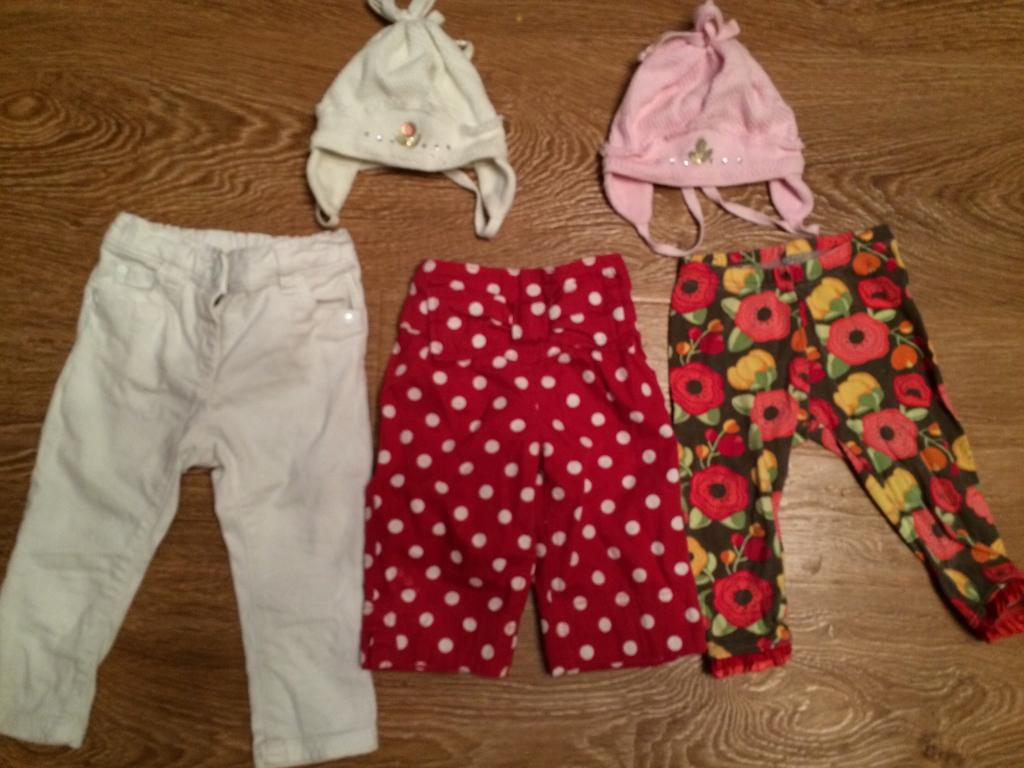 одежда для девочки 80-86 см ( после двойняшек)