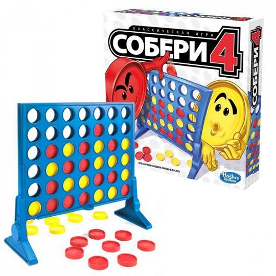 Игра Собери 4 HASBRO A5640121
