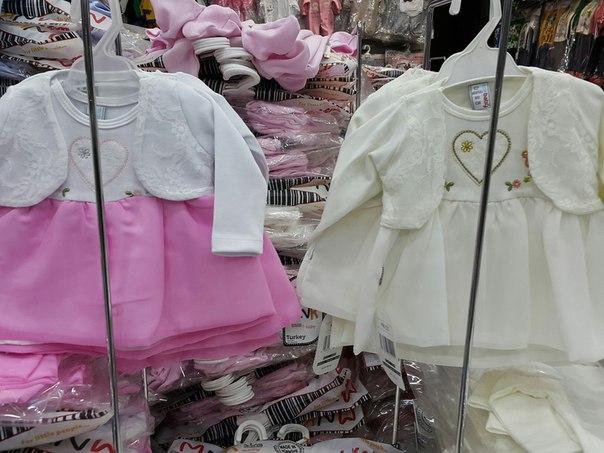 платья для девочек.турция