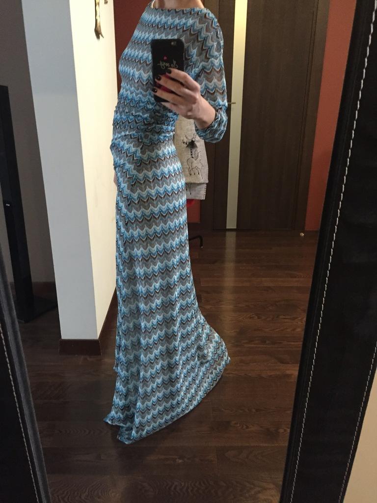 Платья! Дизайн Missoni!