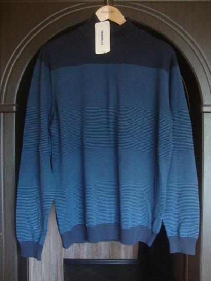 Новый мужской свитер с горлом LC Waikiki 54р