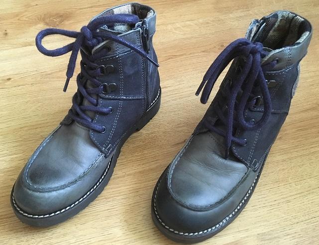 Ботинки Timberland р.34