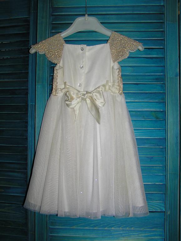 платье зефирка крючком фото