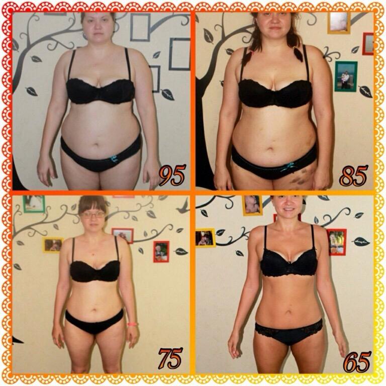 Безопасное похудение сколько в месяце