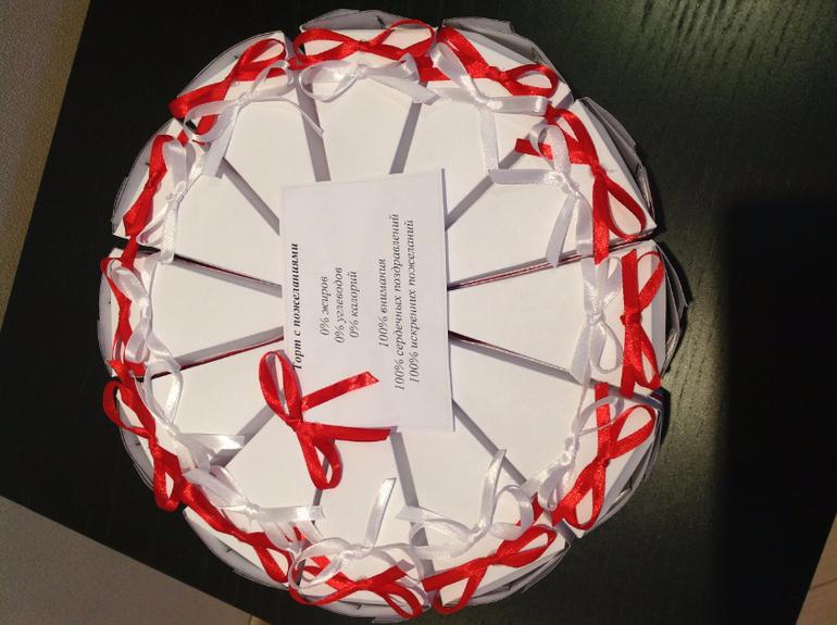 Торт с сюрпризом и пожеланиями шаблоны пожеланий 112