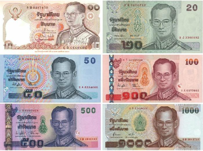Курс бата в обменниках паттайи на сегодня