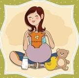 Благополучная беременность