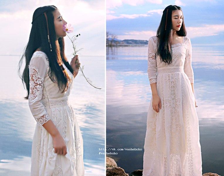 Москва свадебные платья бохо
