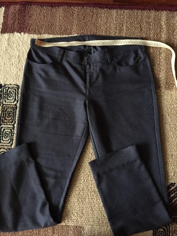 50 размер женской одежды параметры