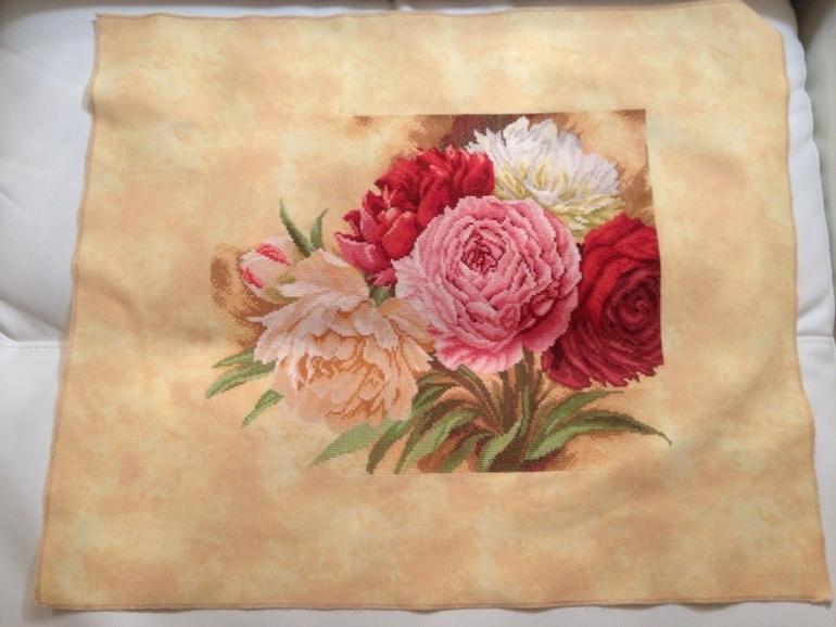 схема розы от дим