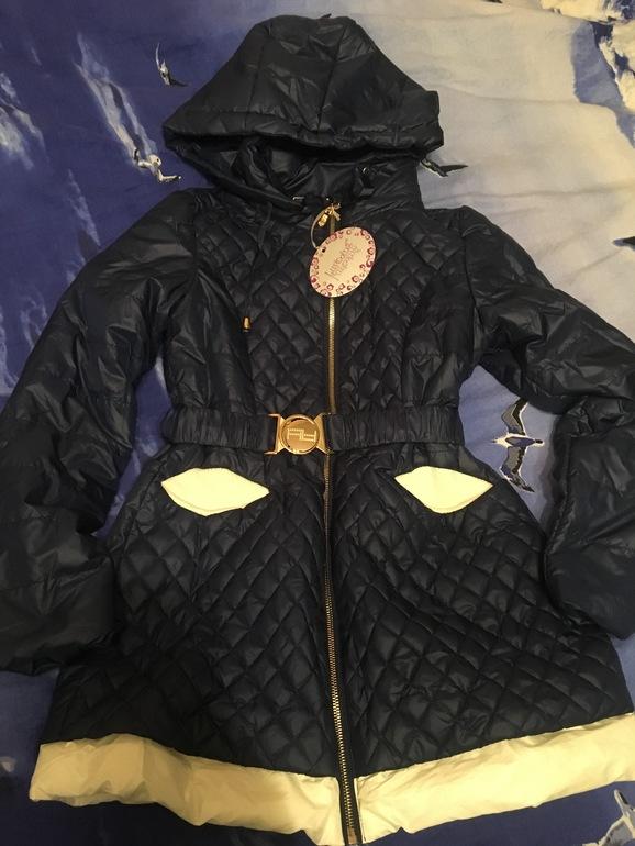 093e07bf417 Новое пальто Италия размер 152 - запись пользователя Ольга ...