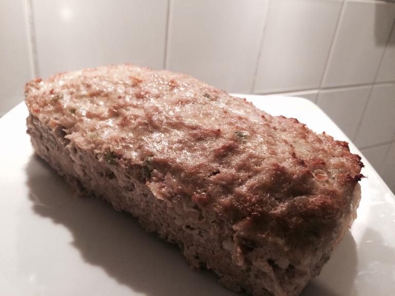 Мясо в хлебе рецепт с фото