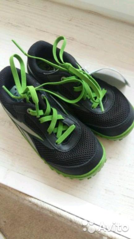 a22ed121 новые кроссовки Reebok 26 размер. 800 руб. оригинал!! - запись ...
