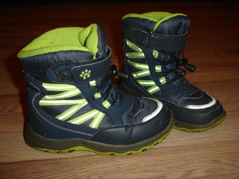7a6df96e Зимние мембранные ботинки - запись пользователя Julia (Peresa) в ...