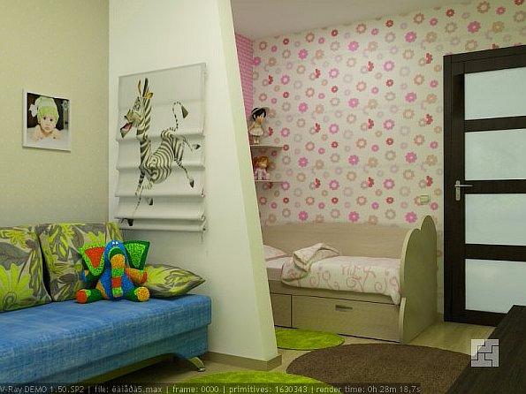 Интерьер детской комнаты для двоих детей 30 идей дизайна