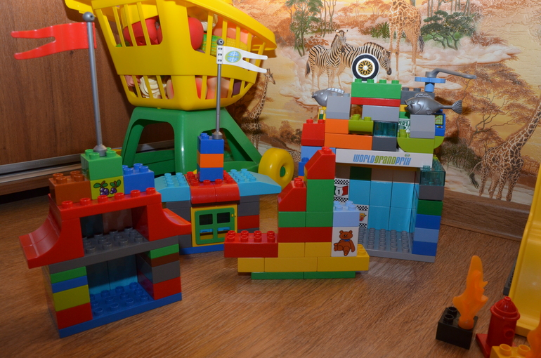 как я сам построил дом фото