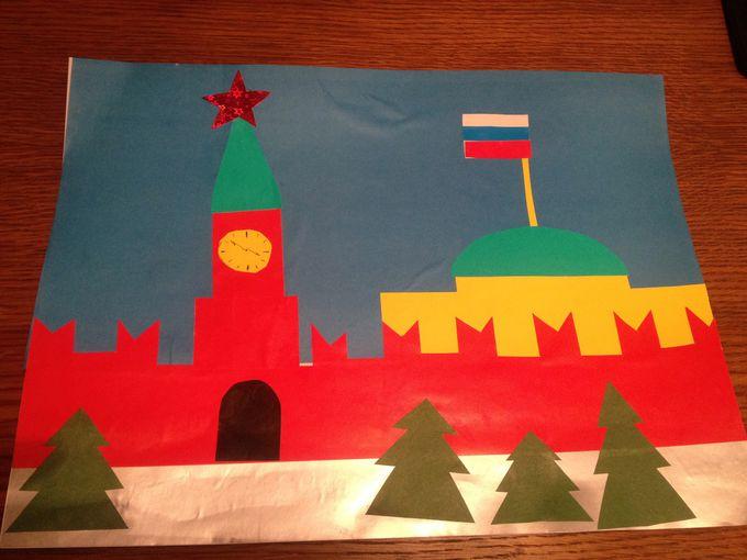 Новым, открытка ко дню города москва своими руками