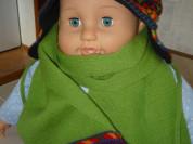 Комплект шапка + шарф MAXVAL р 44 в идеале