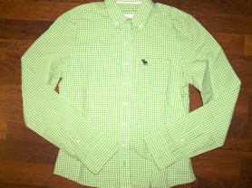 Рубашка Abercrombie & Fitch размер S