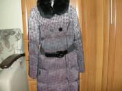 пальто зимние Lawine+шапка