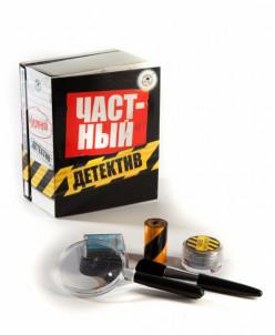 Частный детектив (набор для творчества)