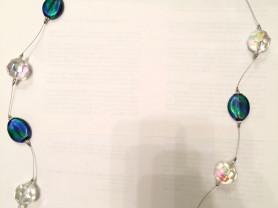 Ожерелье из муранского стекла.