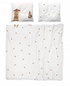 Комплект постельного белья Лесные друзья, 2-х спальный