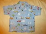 рубашка-гавайка Gymboree на 4-летнего
