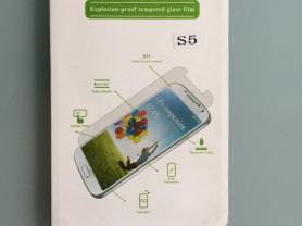 Защитное стекло Samsung Galaxy S5 (закаленное)