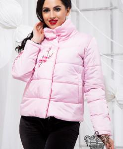 Элегантная куртка с сакурой - 19057