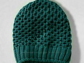 Новая шапка Tchibo