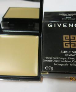 Givenchy Sublime compact тональная пудра 904