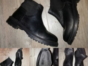 Ботинки детские натуральная кожа р. 32 ZARA