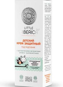 """Little Siberica Детский крем защитный """"под подгузник"""" 75 мл"""