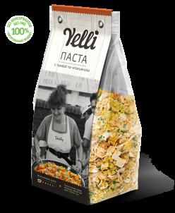 Коллекция  Yelli - Паста с овощами по-итальянски