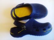Сабо аля Crocs сланцы пляжки 24-15см