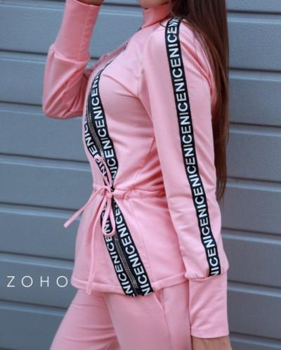 Спортивный костюм «Асимметрия» 0027 от ZOHO
