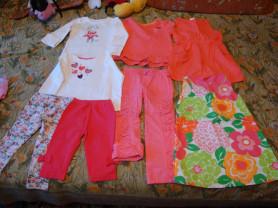 Пакет одежды Gymboree, Crazy -4т( 98-107см)