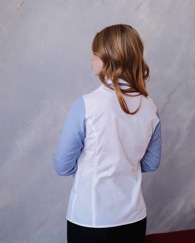 Блузка НИНА , длинный рукав