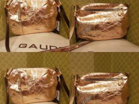 Новая сумка Италия с эффектом мятой кожи